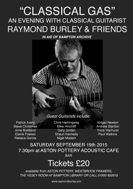 Raymond Burley and Friends