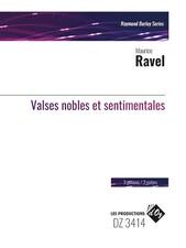 cover of Ravel: Valses Nobles et Sentimentales