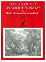 cover of Various: Anthology of Baroque Sonatas