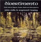 cover of Divertimento. With John Mills
