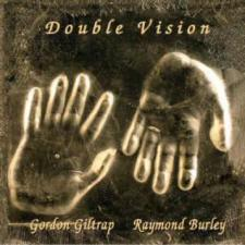 cover of Double Vision. With Gordon Giltrap