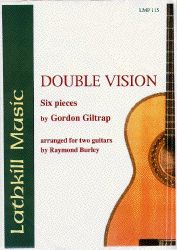 cover of Giltrap: Double Vision