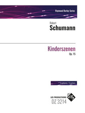cover of Schumann - Kinderscenen op.15
