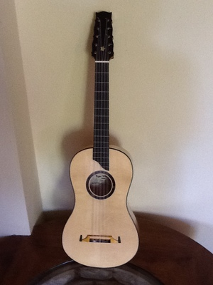 Baroque Guitar For Sale