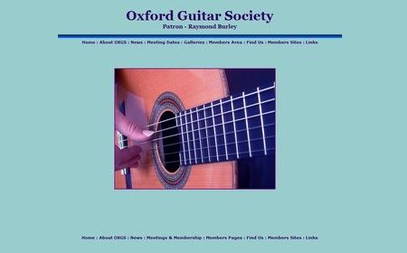 Oxford Guitar Society