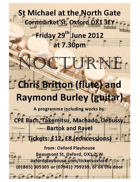 Nocturne 29th June