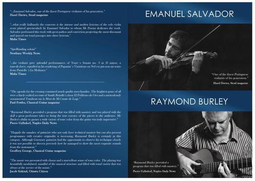Salvador and Burley