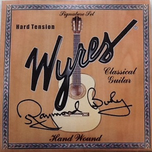 Wyres 039Raymond Burley Signature039 Guitar Strings